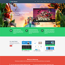 maxima Theme - Business Theme
